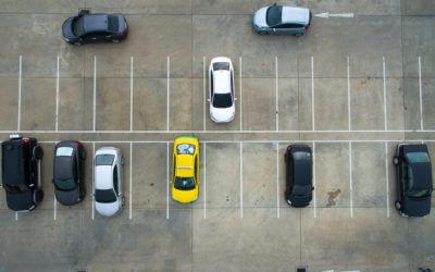 Smart Parking in Milton Keynes